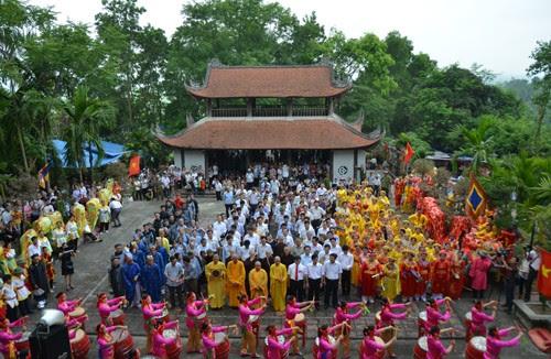 Lễ hội chùa Đọi Sơn