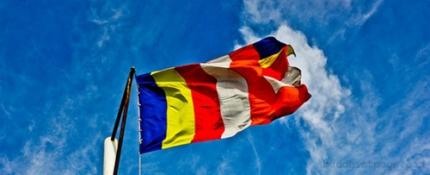 Ý nghĩa lá cờ ngũ sắc của Phật giáo