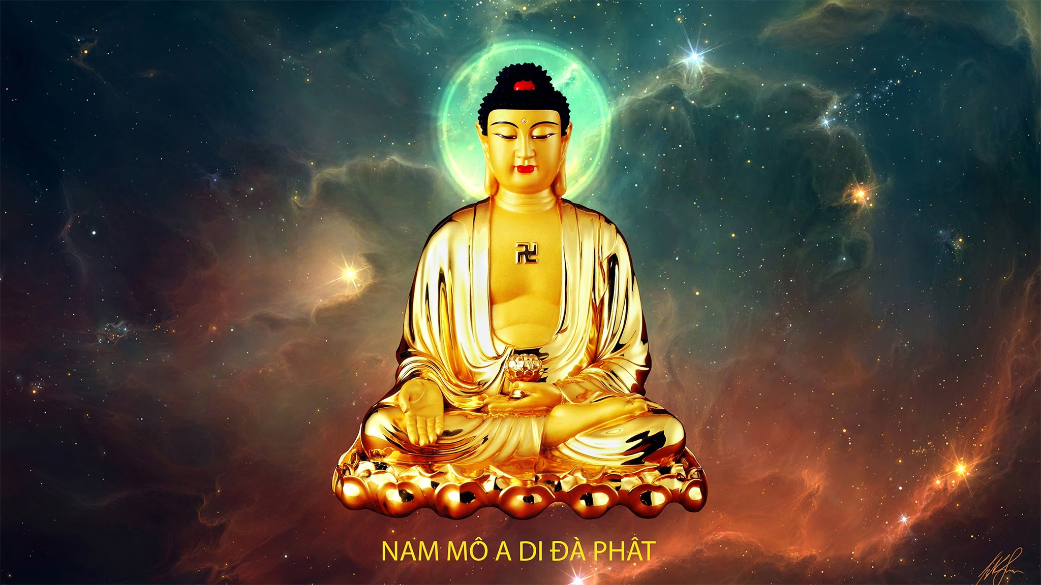 Ngày Vía Phật A Di Đà