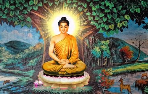 Ngày Vía Phật Thích Ca thành Đạo