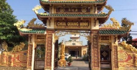 Tâm nguyện trùng kiến Chùa Quảng Minh - Đại Đức Thích Chiếu Khánh