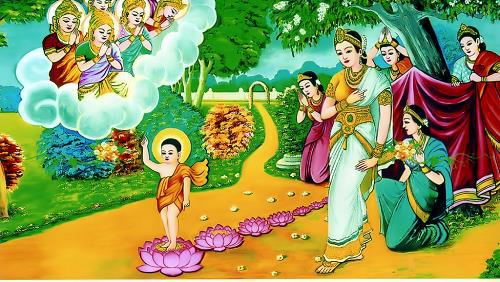 Nguồn gốc Đại lễ Phật Đản